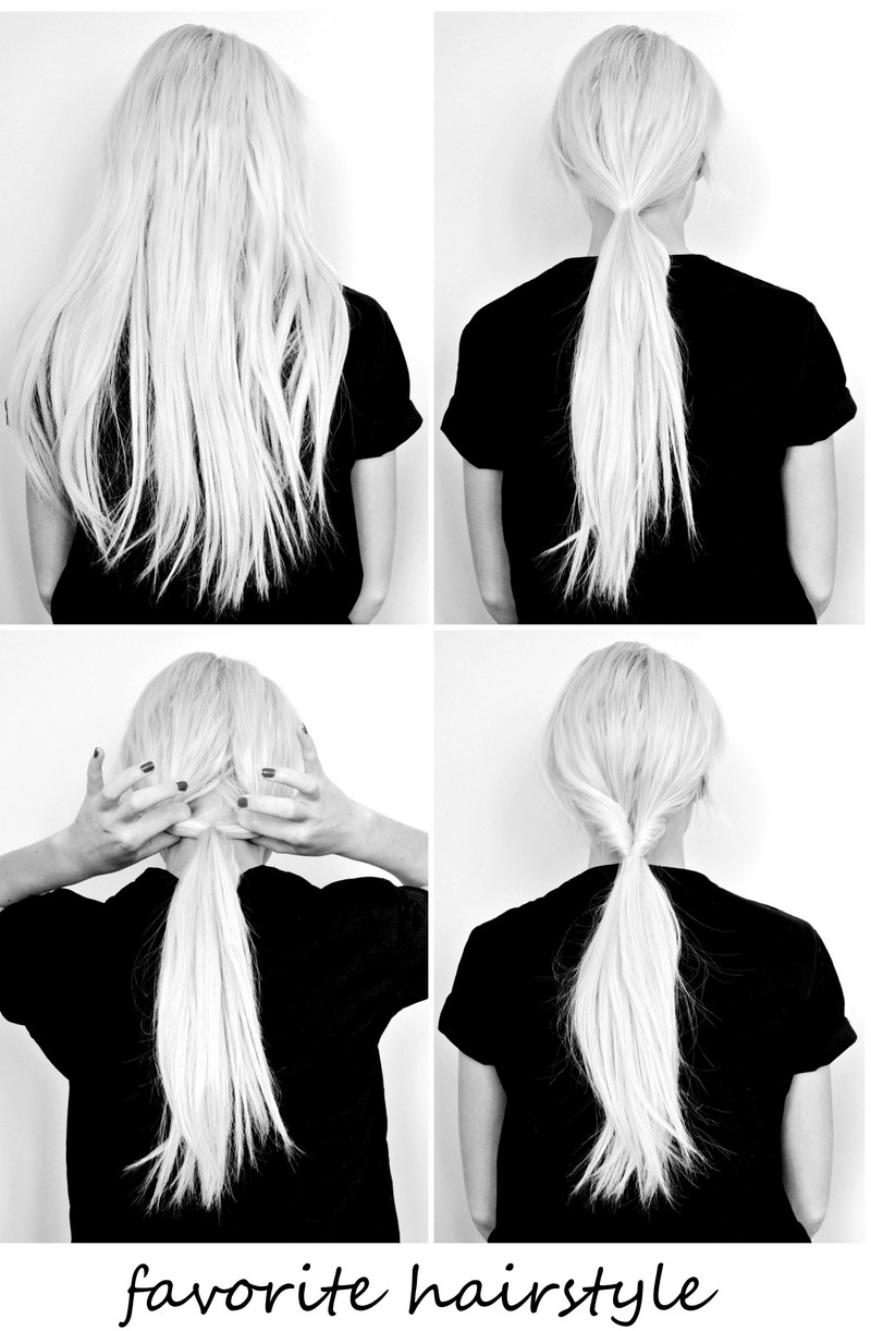 Hairstyles Right Now : My number one hairstyle right now.