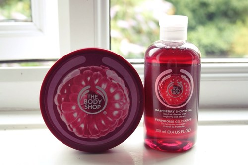 the body shop body butter hallon