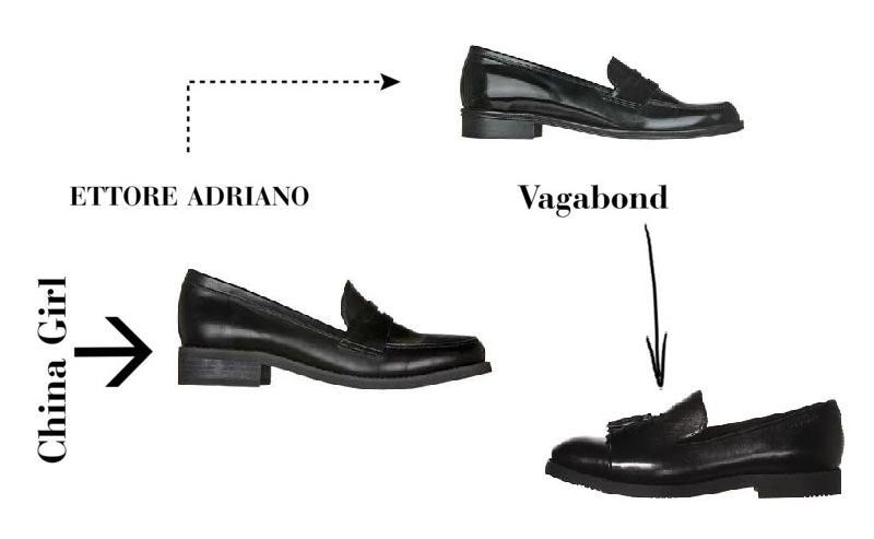 Loafers choice